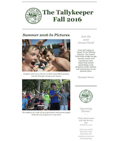 Tallykeeper Fall 2016
