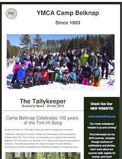 Tallykeeper Winter 2016