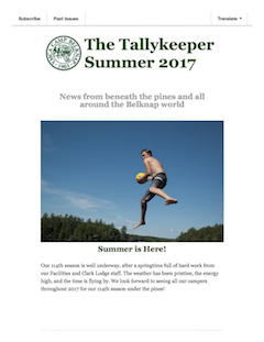 Tallykeeper Summer 2017