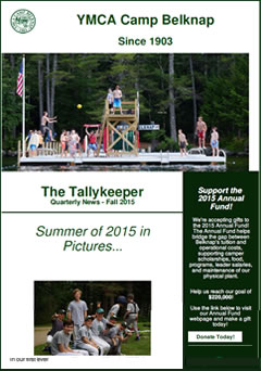 Tallykeeper Fall 2015