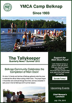 Tallykeeper Summer 2015